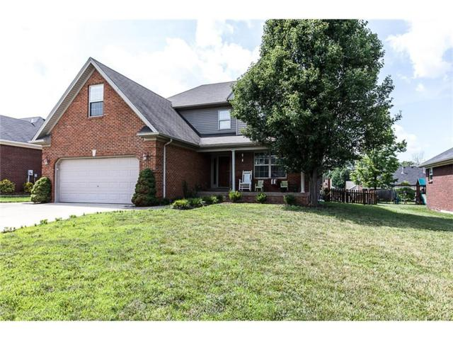 4224 Lakeside Drive, Sellersburg, IN 47172 (MLS #201707492) :: The Paxton Group at Keller Williams