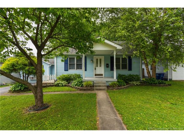 221 Indianola Street, Sellersburg, IN 47172 (MLS #201707500) :: The Paxton Group at Keller Williams