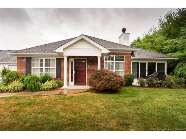 3621 Stonecreek Circle D, Jeffersonville, IN 47130 (MLS #201707526) :: The Paxton Group at Keller Williams