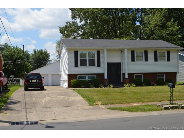 1115 Sportsman Drive, Jeffersonville, IN 47130 (MLS #201707527) :: The Paxton Group at Keller Williams