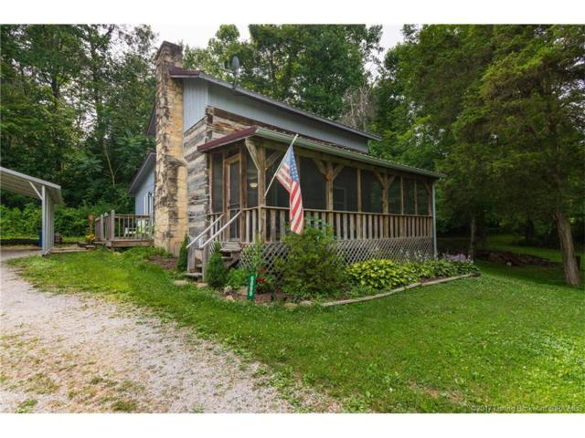 6899 Buck Hollow Road NE, Georgetown, IN 47122 (MLS #201707543) :: The Paxton Group at Keller Williams