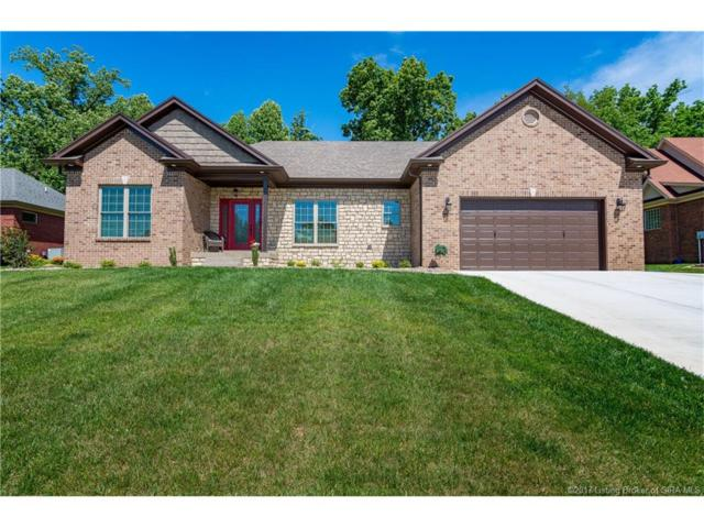 4052 Viewcrest, Floyds Knobs, IN 47119 (MLS #201707558) :: The Paxton Group at Keller Williams