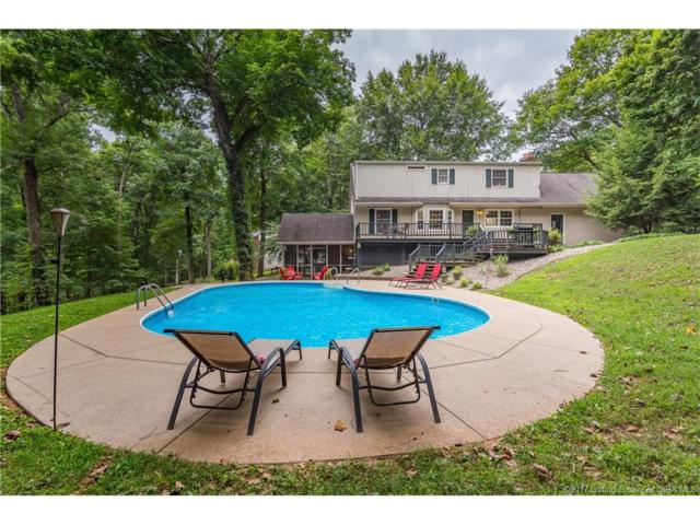 3028 Chimneywood Drive, Floyds Knobs, IN 47119 (MLS #201708529) :: The Paxton Group at Keller Williams