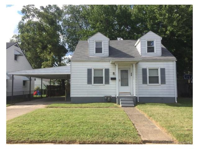 419 Accrusia Avenue, Clarksville, IN 47129 (MLS #201709310) :: The Paxton Group at Keller Williams