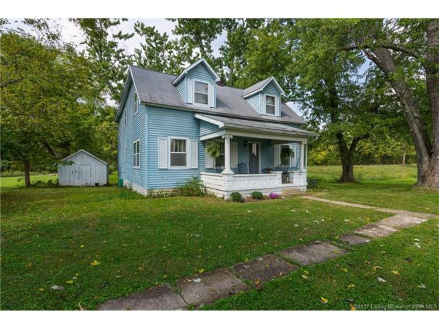 5513 Shungate Road, Jeffersonville, IN 47130 (MLS #201709579) :: The Paxton Group at Keller Williams