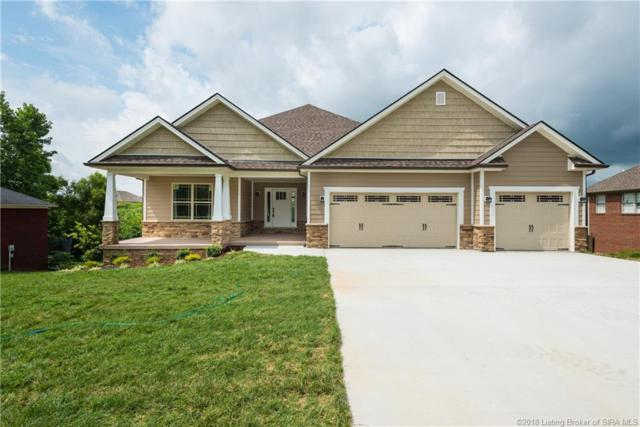 5912 Juniper Ridge (Lot 6) Drive, Charlestown, IN 47111 (MLS #2018010829) :: The Paxton Group at Keller Williams