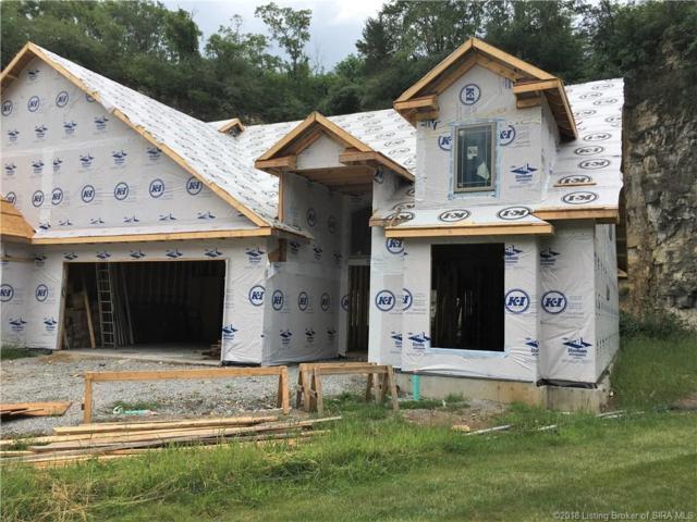 8037 Lakeside Quarry Drive, Jeffersonville, IN 47130 (#2018011015) :: The Stiller Group