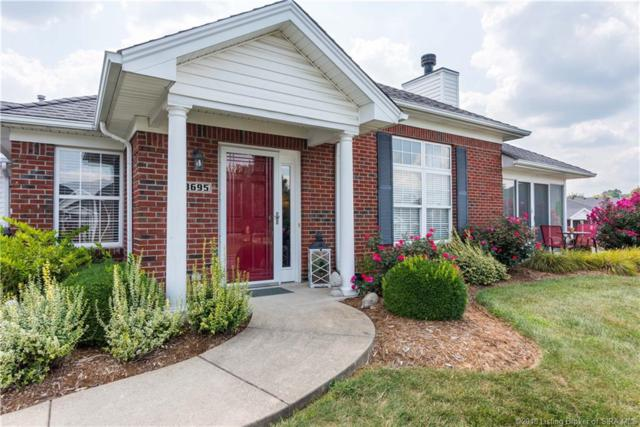 3695 Stonecreek Circle, Jeffersonville, IN 47130 (MLS #2018011146) :: The Paxton Group at Keller Williams