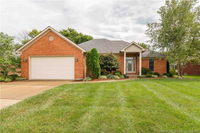 5308 Chateau Court, Jeffersonville, IN 47130 (MLS #2018011644) :: The Paxton Group at Keller Williams