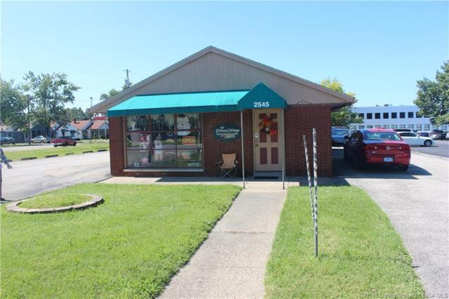 2545 Charlestown Road, New Albany, IN 47150 (MLS #2018011739) :: The Paxton Group at Keller Williams