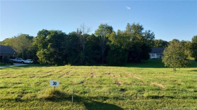 Lot #30 Nine Penny Lane, Charlestown, IN 47111 (MLS #2018011758) :: The Paxton Group at Keller Williams