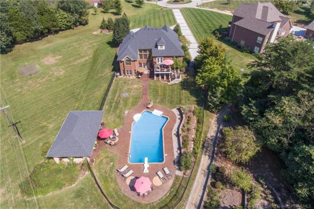 2514 Forest Creek Court, Lanesville, IN 47136 (MLS #2018011896) :: The Paxton Group at Keller Williams