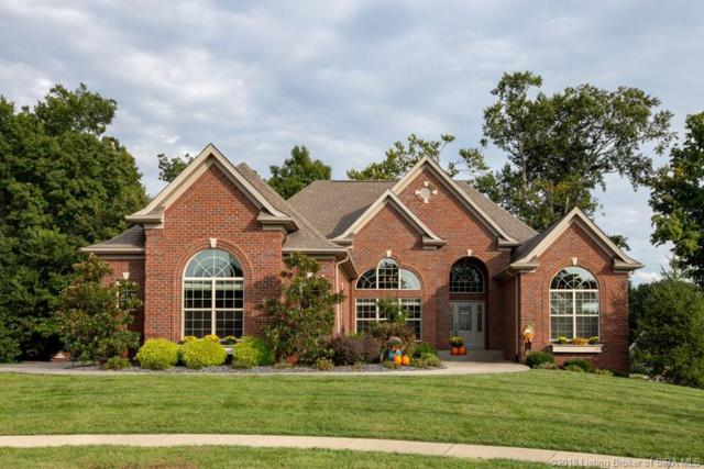 3702 Melrose Court, Floyds Knobs, IN 47119 (MLS #2018011957) :: The Paxton Group at Keller Williams