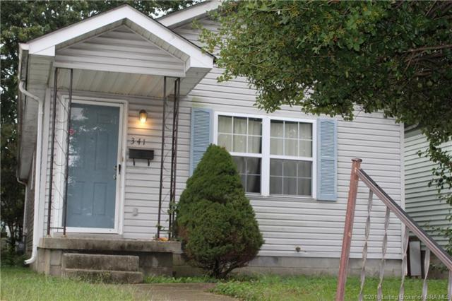 341 Jay Street, New Albany, IN 47150 (MLS #2018012221) :: The Paxton Group at Keller Williams
