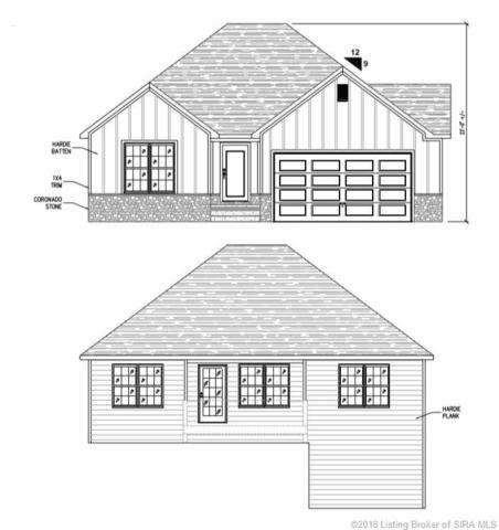 6105 - Lot 201 Deer Trace Court, Georgetown, IN 47122 (MLS #2018012224) :: The Paxton Group at Keller Williams