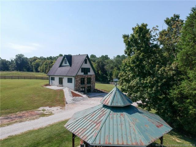 4215 Saint Johns Road, Greenville, IN 47124 (MLS #2018012352) :: The Paxton Group at Keller Williams