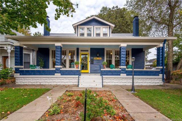 316 E 10th Street, New Albany, IN 47150 (#2018012409) :: The Stiller Group