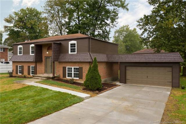 909 Woodside Drive, New Albany, IN 47150 (MLS #2018012420) :: The Paxton Group at Keller Williams