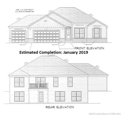 6452 Anna Louise Drive Lot 161, Charlestown, IN 47111 (#2018012457) :: The Stiller Group
