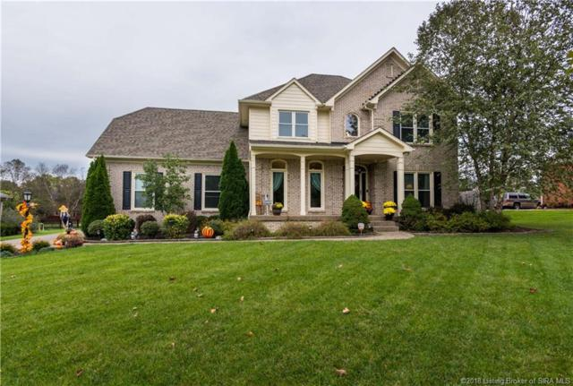 1071 Chapel Creek Trail, New Albany, IN 47150 (MLS #2018012473) :: The Paxton Group at Keller Williams