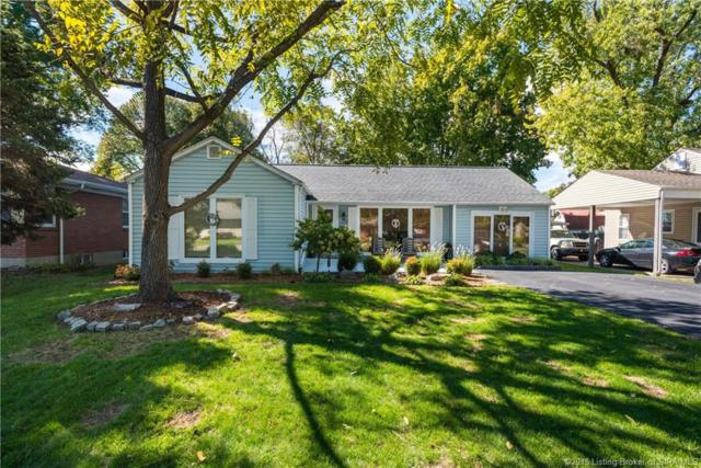 1035 Springdale Drive, Jeffersonville, IN 47130 (MLS #2018012524) :: The Paxton Group at Keller Williams