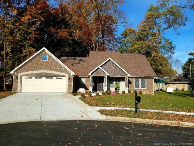 2605 Shady Branch Court, Clarksville, IN 47129 (MLS #2018013116) :: The Paxton Group at Keller Williams