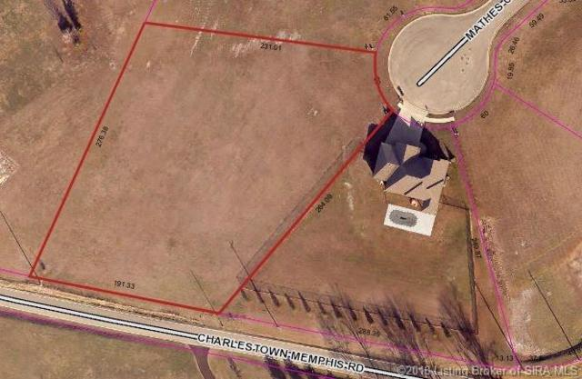 Lot 146 Mathes Court, Charlestown, IN 47111 (#2018013120) :: The Stiller Group