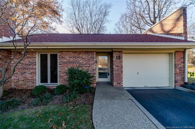 15 Bellewood Court, New Albany, IN 47150 (MLS #2018013479) :: The Paxton Group at Keller Williams