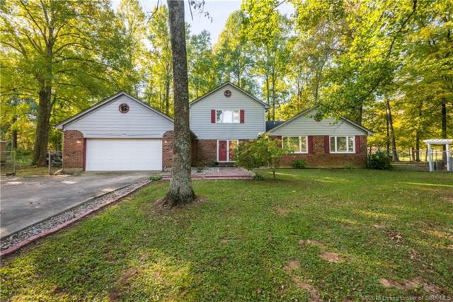 1960 Molly Brown Drive NW, Corydon, IN 47112 (MLS #2018013508) :: The Paxton Group at Keller Williams