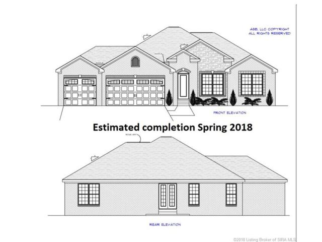 5618 Covington Drive Lot 1110, Charlestown, IN 47111 (MLS #201805198) :: The Paxton Group at Keller Williams