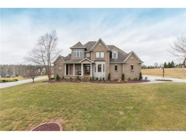 10029 Wind Hill Drive, Greenville, IN 47124 (MLS #201805237) :: The Paxton Group at Keller Williams