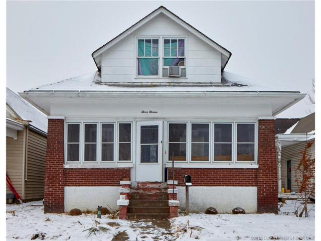 311 W 7th Street, New Albany, IN 47150 (MLS #201805347) :: The Paxton Group at Keller Williams
