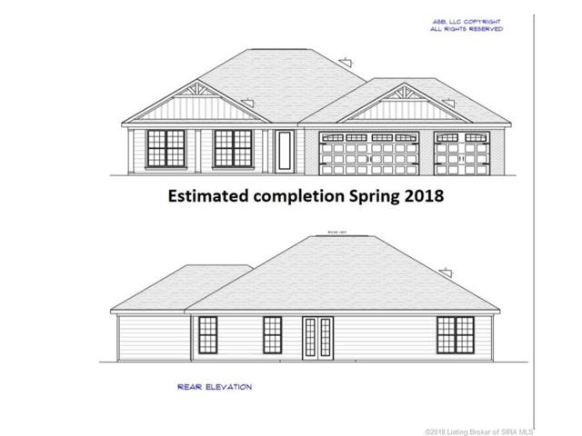 6424 Anna Louise Drive Lot 121, Charlestown, IN 47111 (#201805688) :: The Stiller Group