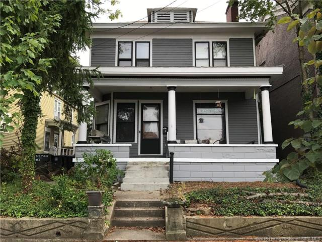506 E Main Street, New Albany, IN 47150 (MLS #201806111) :: The Paxton Group at Keller Williams
