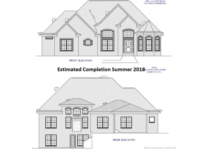 11108 Winged Foot Drive Lot 705, Sellersburg, IN 47172 (MLS #201806438) :: The Paxton Group at Keller Williams