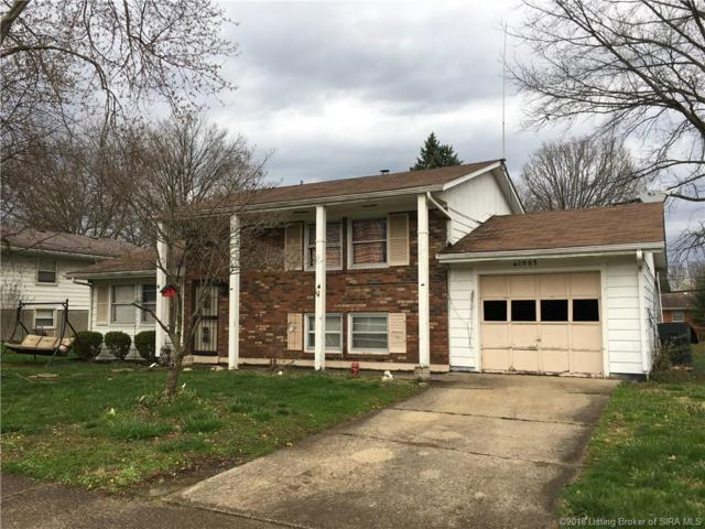 1005 Woodbourne Drive, New Albany, IN 47150 (MLS #201807989) :: The Paxton Group at Keller Williams