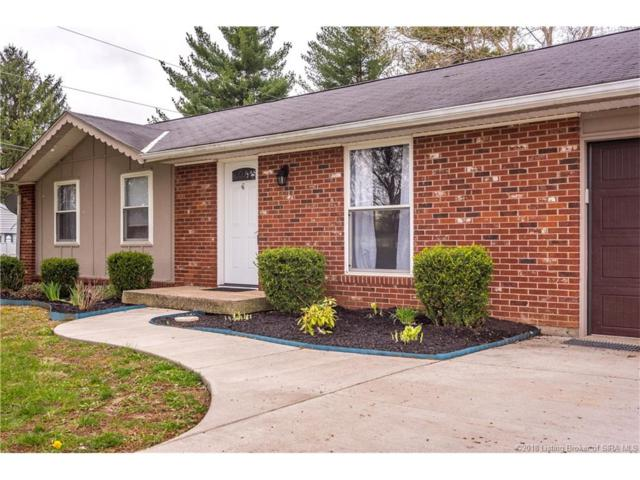 1615 Canal Lane, Georgetown, IN 47122 (MLS #201808173) :: The Paxton Group at Keller Williams