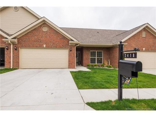 2418 Pickwick Court, New Albany, IN 47150 (#201808259) :: The Stiller Group