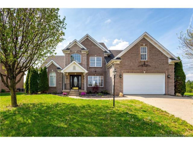 3113 Ambercrest Loop, Jeffersonville, IN 47130 (MLS #201808442) :: The Paxton Group at Keller Williams