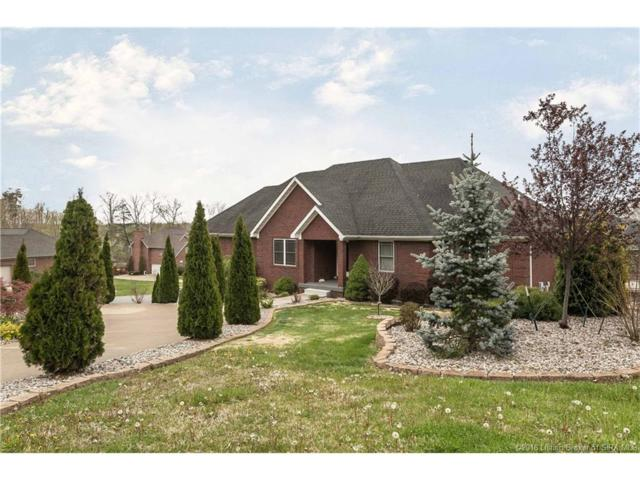 304 Wooded Valley Drive, New Albany, IN 47150 (#201808523) :: The Stiller Group