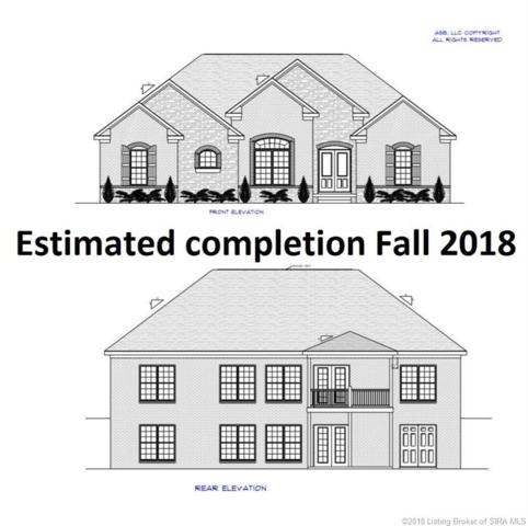 1105 Erica Circle Lot 711, Sellersburg, IN 47172 (MLS #201808651) :: The Paxton Group at Keller Williams