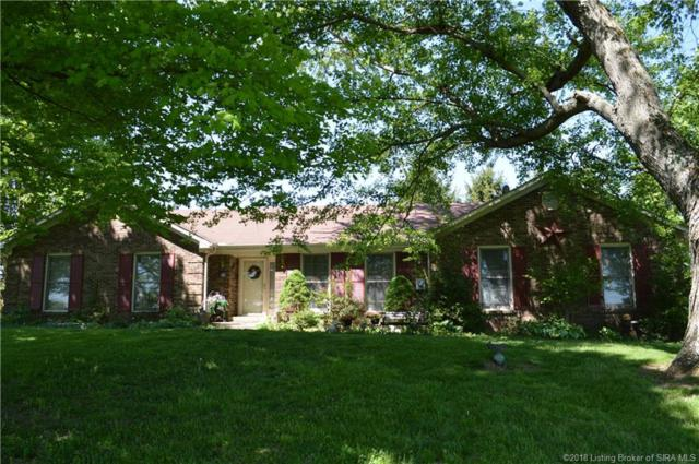 7829 Tom Evans Road, Greenville, IN 47124 (MLS #201808736) :: The Paxton Group at Keller Williams