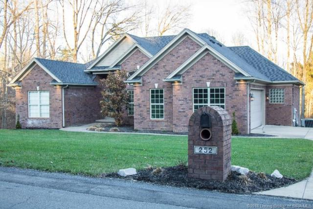 252 Country Club Estates Drive SE, Corydon, IN 47112 (#201808791) :: The Stiller Group