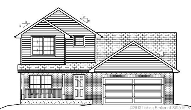 7916 Meyer Loop (Lot 37), Sellersburg, IN 47172 (MLS #201808811) :: The Paxton Group at Keller Williams