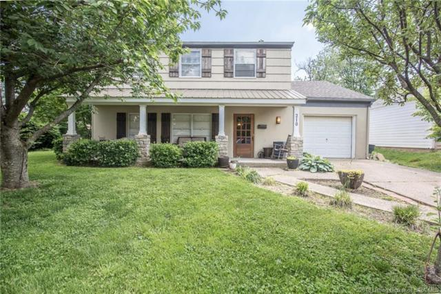 210 Rosewood Drive, Clarksville, IN 47129 (MLS #201808881) :: The Paxton Group at Keller Williams