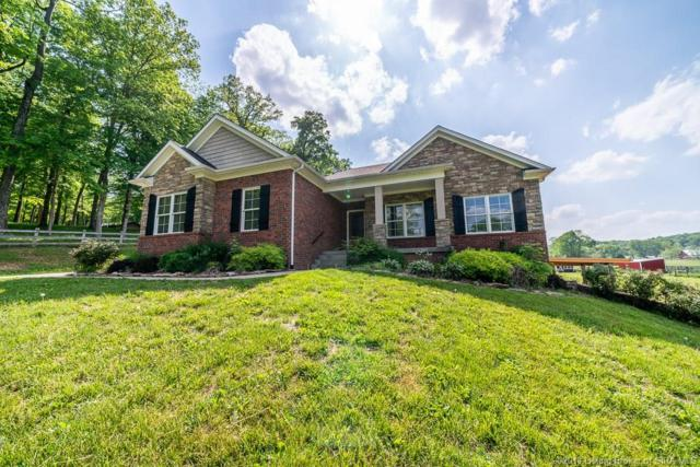 8031 Tom Evans Road, Greenville, IN 47124 (MLS #201808911) :: The Paxton Group at Keller Williams