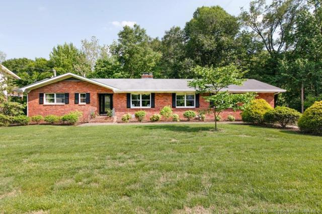 1906 Utica Pike, Jeffersonville, IN 47130 (MLS #201808926) :: The Paxton Group at Keller Williams
