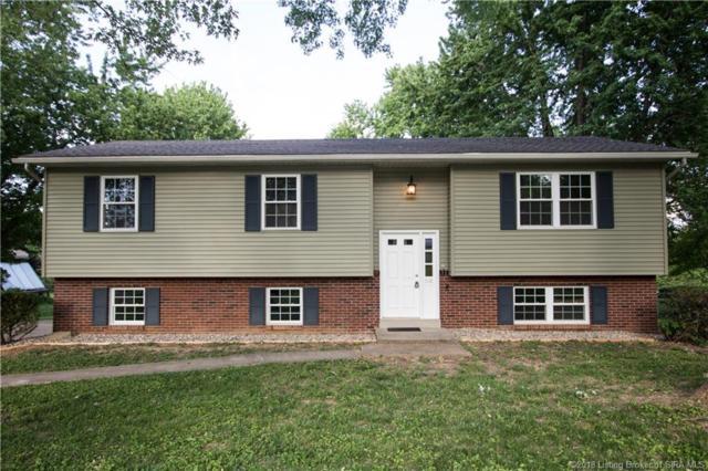 510 Park Ridge Road, Georgetown, IN 47122 (MLS #201808934) :: The Paxton Group at Keller Williams