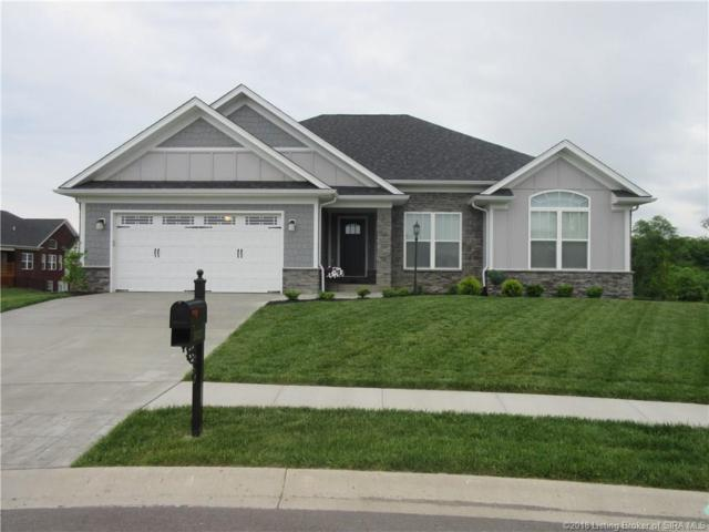 3023 Coldstream Drive, Jeffersonville, IN 47130 (MLS #201808978) :: The Paxton Group at Keller Williams