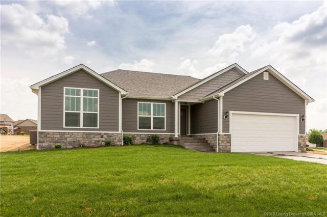 4007 (Lot 128) Oakstone Drive, Georgetown, IN 47122 (MLS #201808981) :: The Paxton Group at Keller Williams